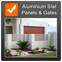 Cat Aluminium Slat Panels Orange T Over